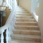 Заливка ступеней лестницы - заказать в Киеве