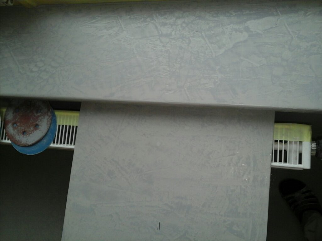 Заказать наливное покрытие пола стиля Лофт / Loft