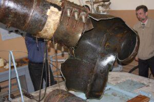 Восстановление трубопровода, защита от коррозии - заказать в Киеве