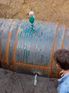 Восстановление труб, защита от коррозии - заказать в Киеве