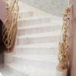 Декоративной оформление лестницы - заказать в Киеве