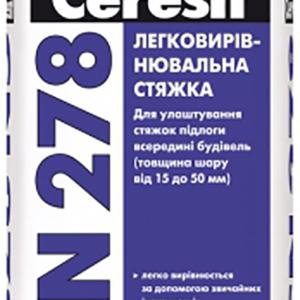 Купить стяжку Сeresit CN 278