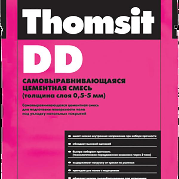 Купить нивелирмассу Thomsit R DD