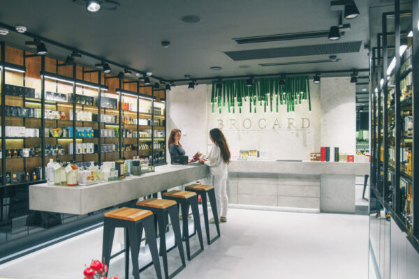 BROCARD Niche Bar